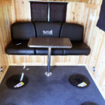 Xplorer fish house for sale interior